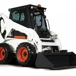 фото Мини-погрузчик Earthforce S18 (Аналог Bobcat S530)